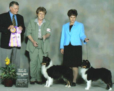 Joey JC Reserve Winners 2005